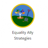 Equal-ally-strategies